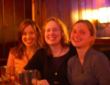 Jen, Craige and Beth